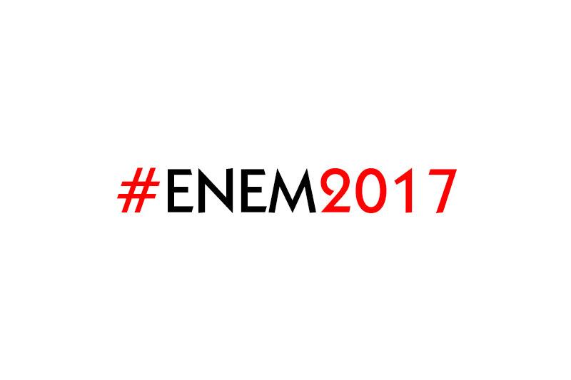 Enem 2017 - Exame Nacional do Ensino Médio