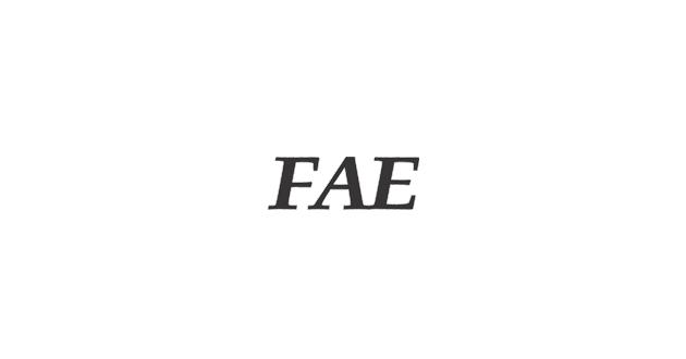 Vestibular FAE 2022