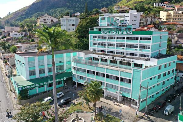 Medicina UNIFAA - Hospital Universitário