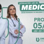Inscrições abertas para o Vestibular de Medicina UniFagoc 2020