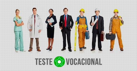 Teste Vocacional Online e Gratuito