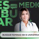 Vestibular Unificado de Medicina da FAMINAS-BH e UNIFAMINAS 2020/1