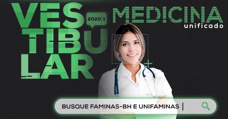 Vestibular Unificado de Medicina FAMINAS-BH e UNIFAMINAS
