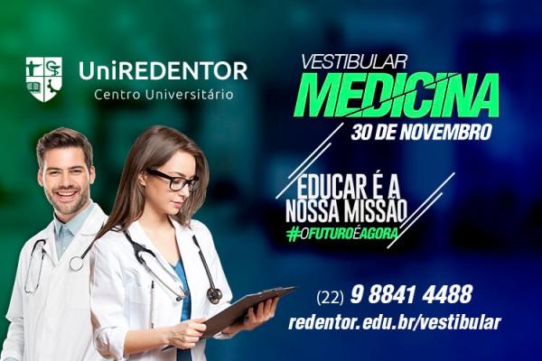 Vestibular Medicina UniRedentor