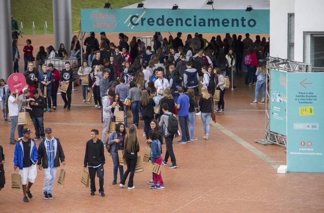 Feira de Cursos Univates ocorre na próxima terça-feira, dia 22 (Foto: Nicole Morás)