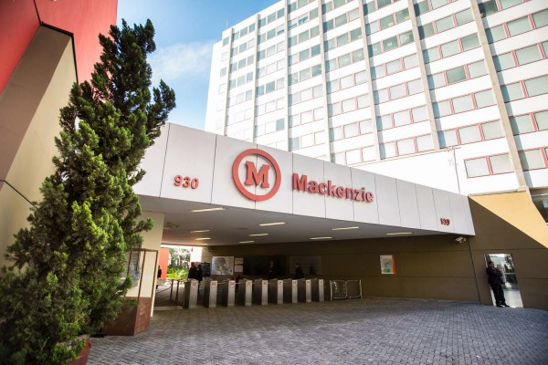 Vestibular Mackenzie 2020 - Campus Higienópolis
