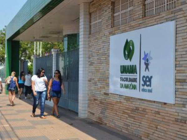 UNAMA realiza Vestibular Tradicional com questões do Enem