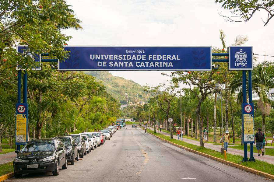 Vestibular UFSC 2022 - Foto Henrique Almeida