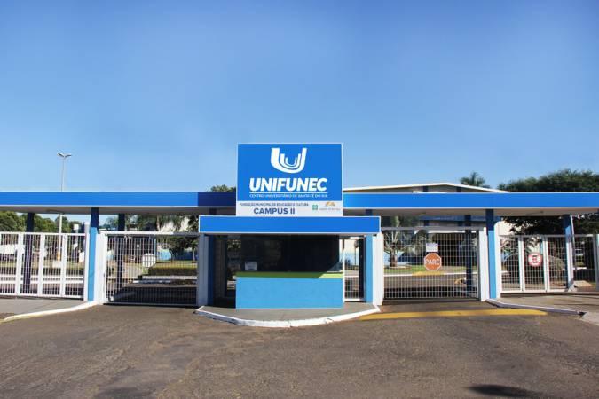 Vestibular de Medicina UNIFUNEC 2022