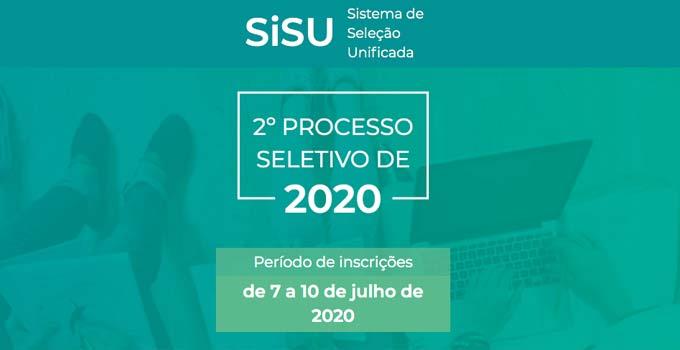 Como se inscrever no Sisu 2020.2?