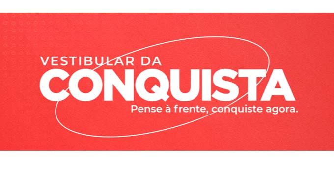 Vestibular da Conquista FMU