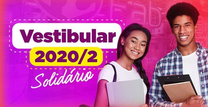 Vestibular Solidário Newton 2020-2 oferece bolsas integrais de estudos