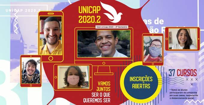 Vestibular Unicap 2020-2