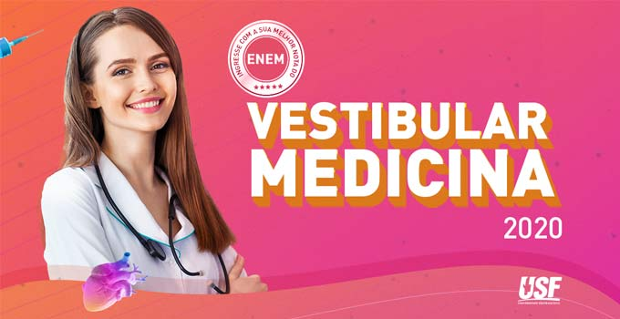 Vestibular de Medicina da USF