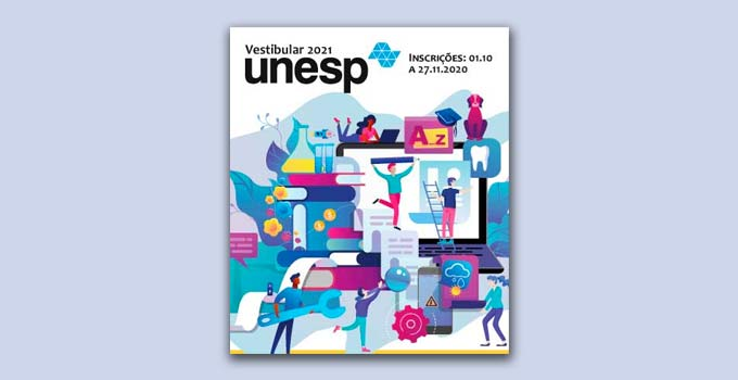 Manual do Candidato do Vestibular Unesp 2021