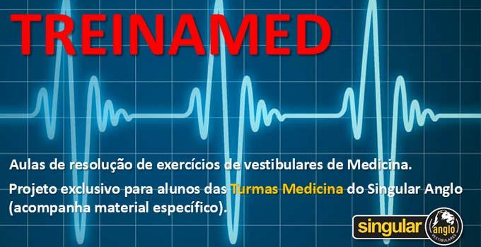 Treinamed - Curso preparatório para Medicina