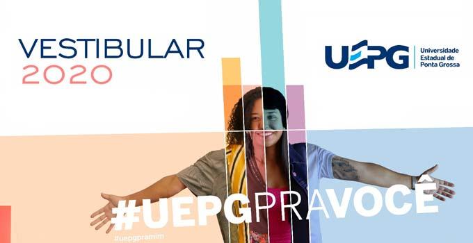 Começam as inscrições para o Vestibular UEPG 2020