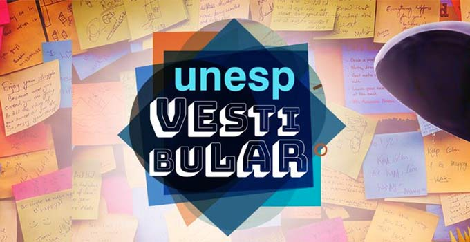 Participe da live sobre o vestibular Unesp 2021