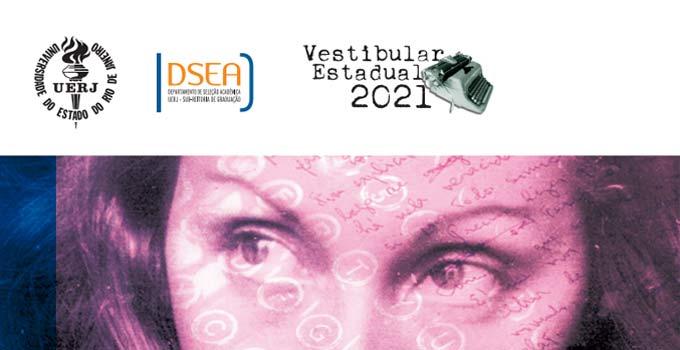 UERJ divulga o edital do Vestibular Estadual 2021 - 1º Exame de Qualificação