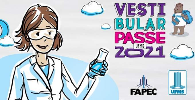 Estão abertas as inscrições para Vestibular UFMS e PASSE