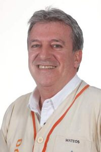 professor de Química do Curso Positivo, João Pedro Mateos