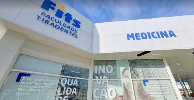 Inscrições abertas para o vestibular de Medicina Fits 2021