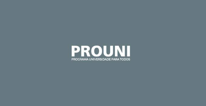 Como consultar as bolsas do Prouni 2021 - 1ºSemestre?
