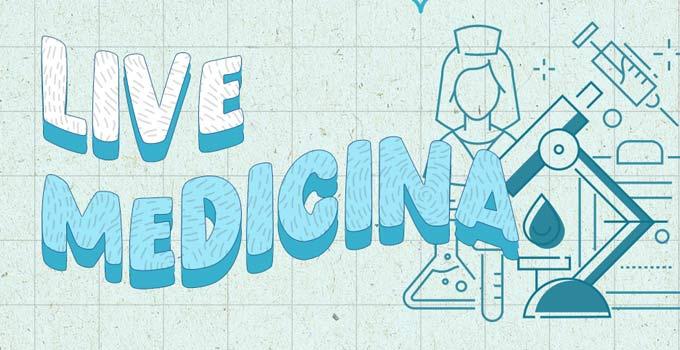 USF promove live sobre o Curso de Medicina - 13/01 - 19h