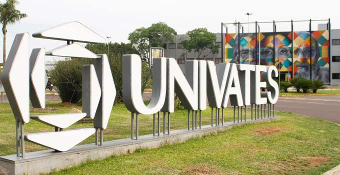Univates Vestibular Complementar - graduação presencial