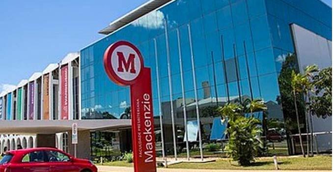 Vestibular da Faculdade Presbiteriana Mackenzie Brasília (FPMB) está com inscrições abertas