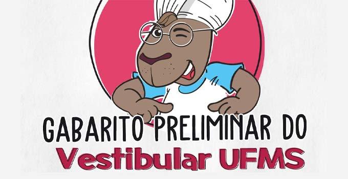 Gabarito preliminar do Vestibular UFMS 2021 já está disponível