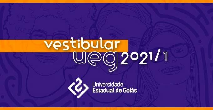 UEG abre inscrições para o vestibular 2021/1