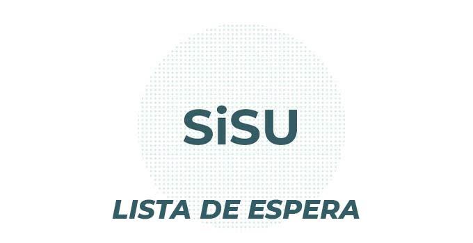 Como participar da lista de Espera do Sisu 2021