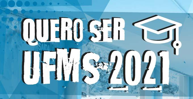 Confira o resultado preliminar do PS Quero Ser UFMS 2021