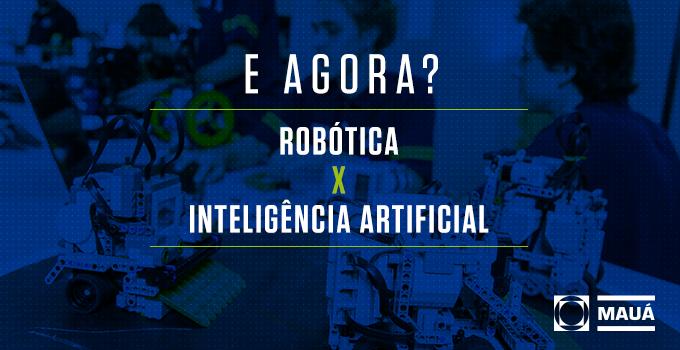 Descubra porque a Robótica e Inteligência Artificial estão entre as profissões em ascensão