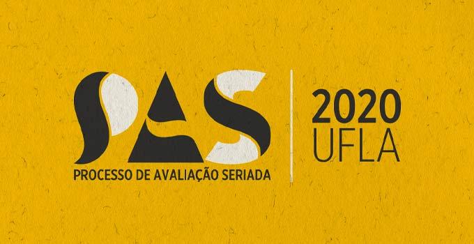 Estão abertas as inscrições para a 2ª etapa do PAS UFLA 2020