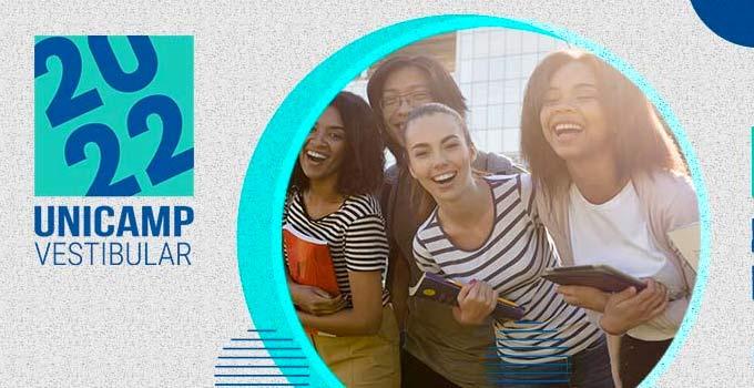 Vestibular Unicamp 2022 - Pedidos de Isenção da taxa de inscrição