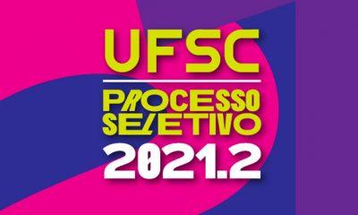 Processo Seletivo UFSC 2021.2 oferece 2 mil vagas. Inscrições vão até 6 de agosto