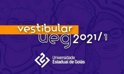 Resultado Final - Vestibular UEG 2021/1 - Prova 30/5