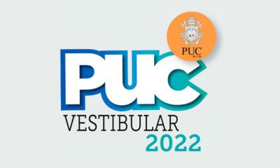Vestibular PUC-Rio 2022 tem datas definidas
