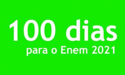 100 dias para o Enem 2021 - Faça uma revisão aqui no sejabixo!