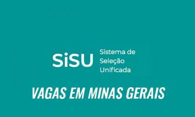 12 instituições de Minas Gerais oferece vagas no Sisu 2021/2
