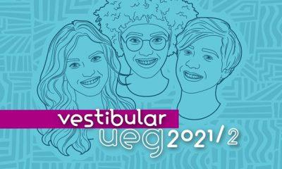 UEG abre inscrições para vestibular 2021/2 com 390 vagas