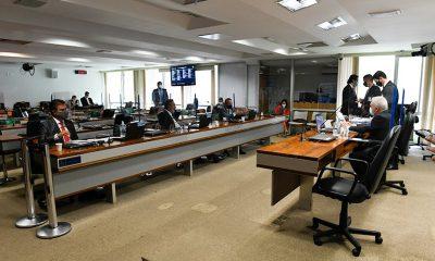 Aprovado em caráter terminativo, o PL 1.945/2019 segue para a análise da Câmara dos Deputados Roque de Sá/Agência Senado Fonte: Agência Senado
