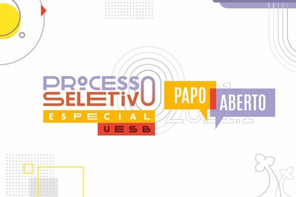 """""""Papo Aberto"""" esclarece todos os detalhes do Processo Seletivo Especial da Uesb"""