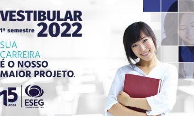 ESEG - Faculdade do Grupo Etapa inscreve para o Vestibular do 1º semestre de 2022