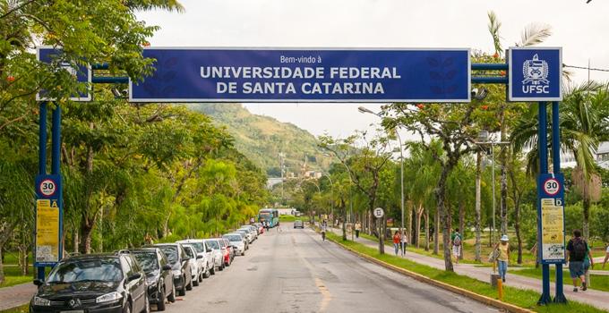 UFSC abre inscrições para o Vestibular 2022, com oferta de 4.521 vagas